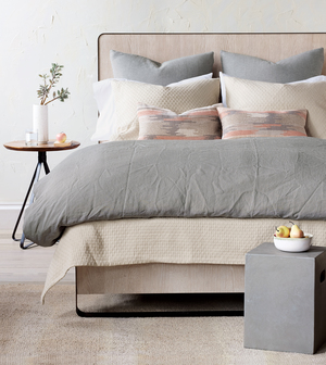 Thumbnail of Eastern Accents - Shiloh Cement Duvet Cover
