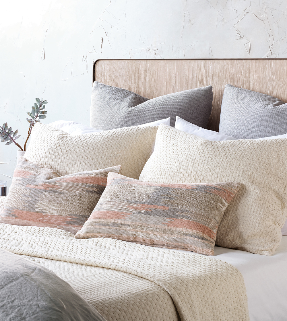 Eastern Accents - Shiloh Cement Duvet Cover