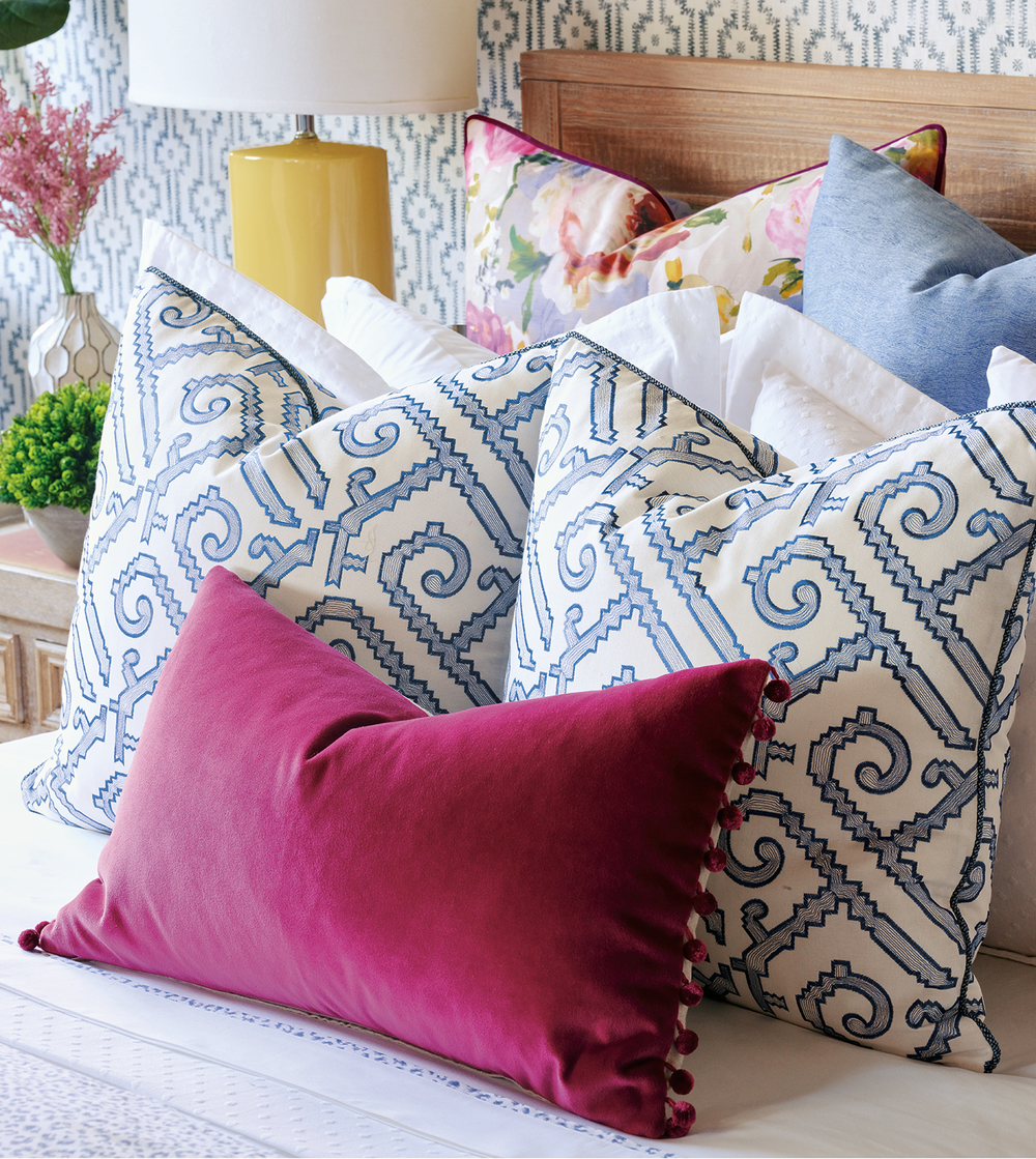 Eastern Accents - Tresco Bloom Euro Sham