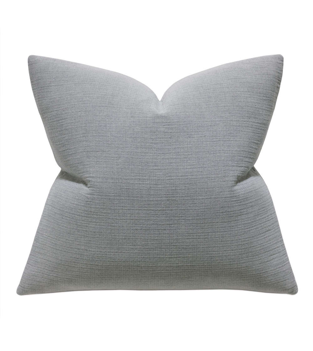 Eastern Accents - Cisero Grey Euro Sham