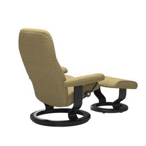 Thumbnail of Ekornes - Consul Medium Chair and Ottoman