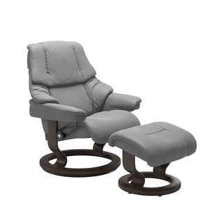 Thumbnail of Ekornes - Reno Small Chair and Ottoman