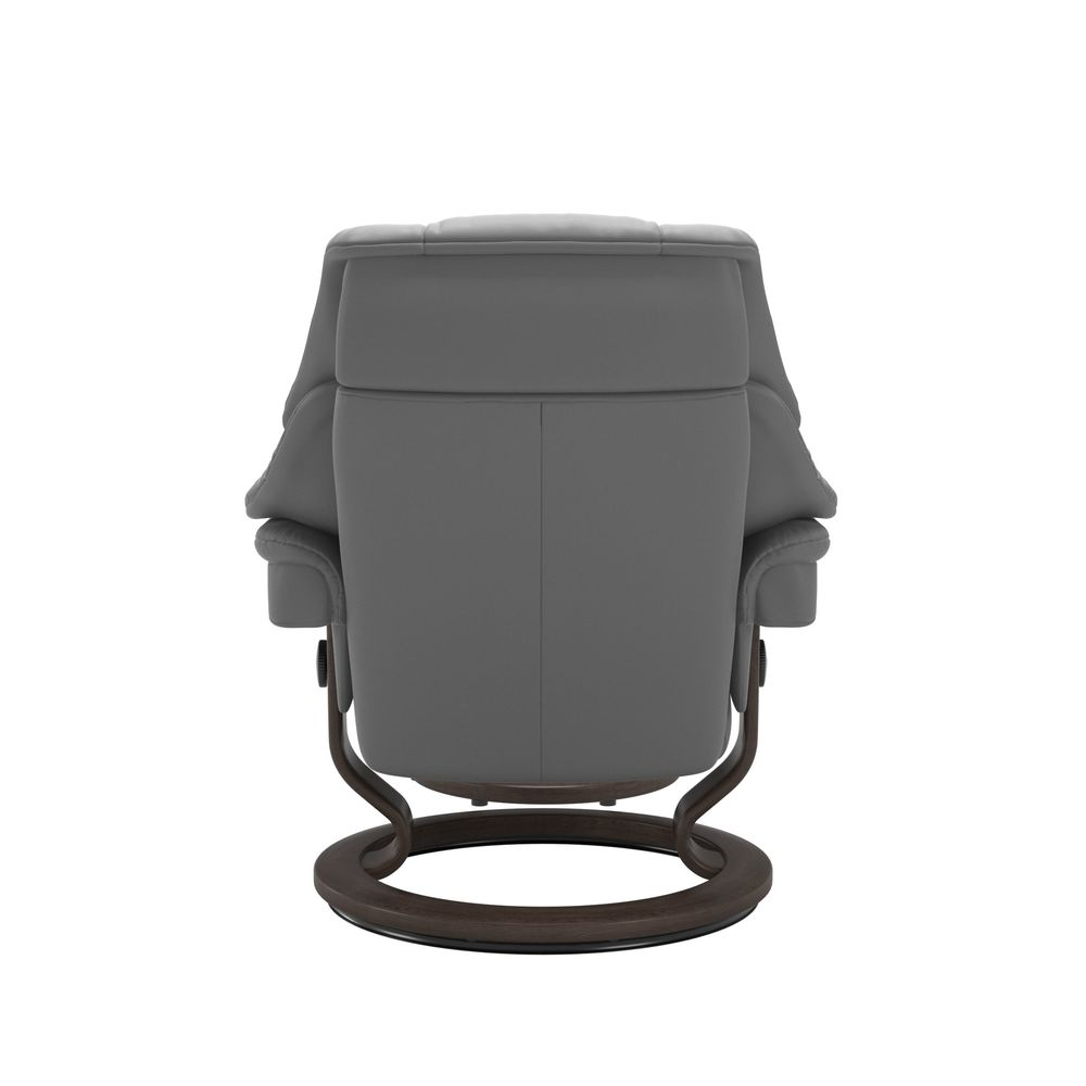 Ekornes - Reno Small Chair and Ottoman