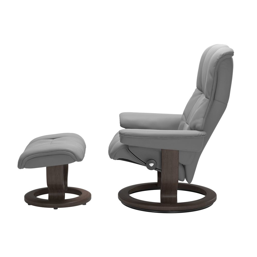 Ekornes - Mayfair Small Chair and Ottoman