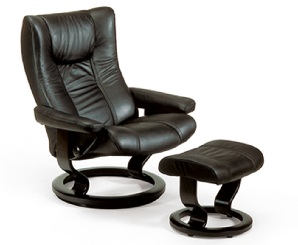 Ekornes - Wing Large Chair