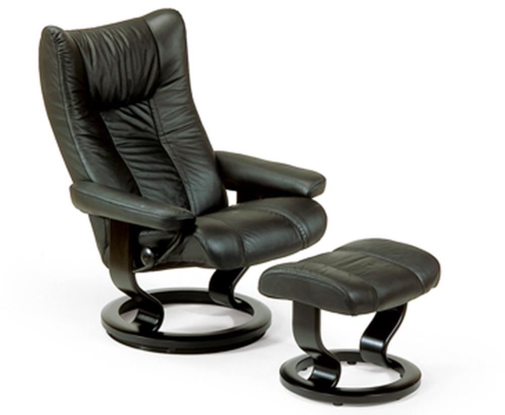 Ekornes - Wing Medium Chair
