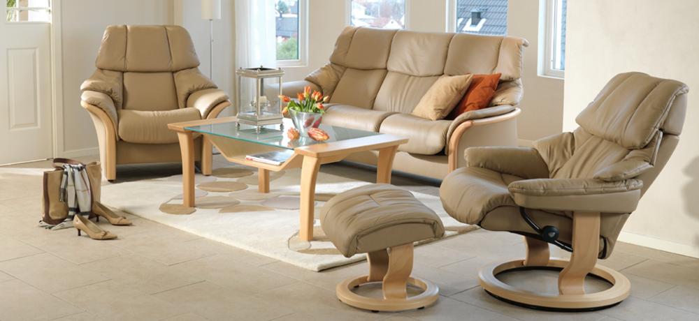 Ekornes - Reno Large Chair