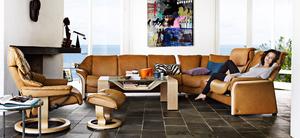 Thumbnail of Ekornes - Reno Large Chair