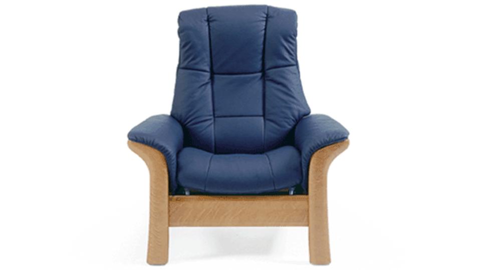 Ekornes - Windsor Chair, High