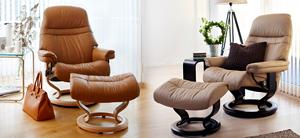 Thumbnail of Ekornes - Sunrise Medium Chair