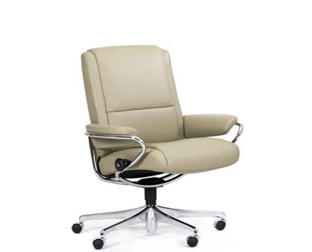 Ekornes - Paris Office Chair with Low Back