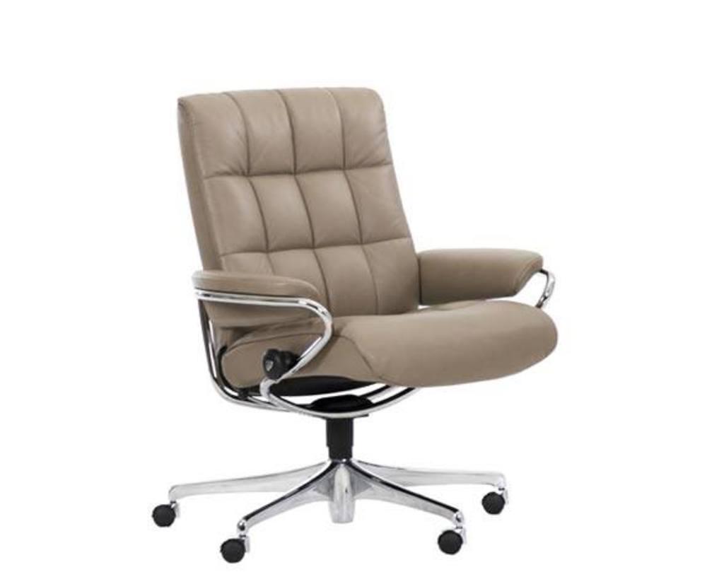 Ekornes - London Office Chair, Low Back