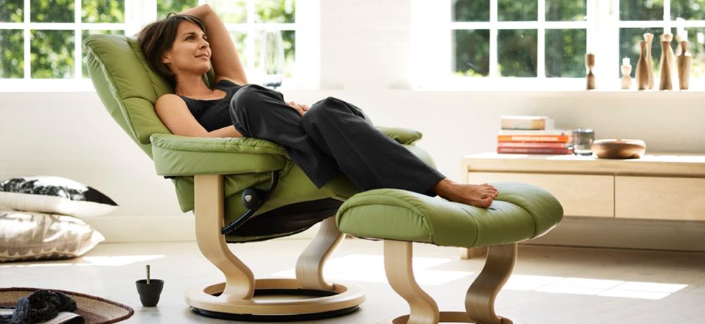 Ekornes - Mayfair Large Chair