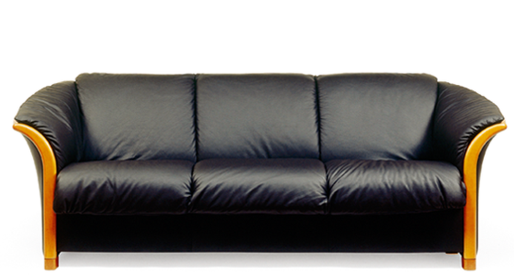 Ekornes - Manhattan Three Seat Sofa