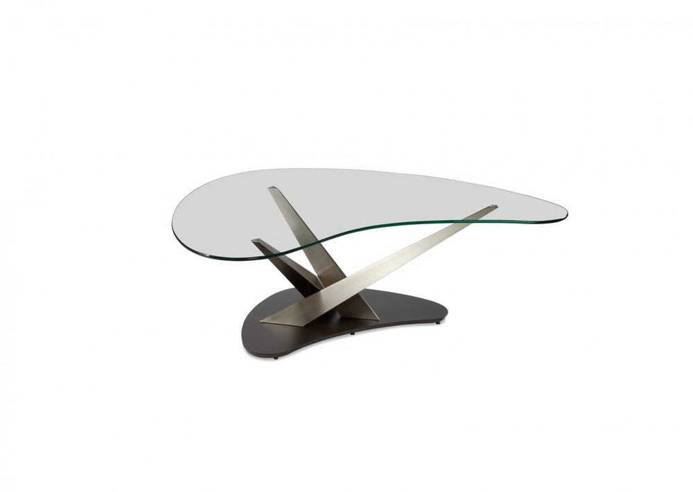 Elite Modern - Crystal Cocktail Table