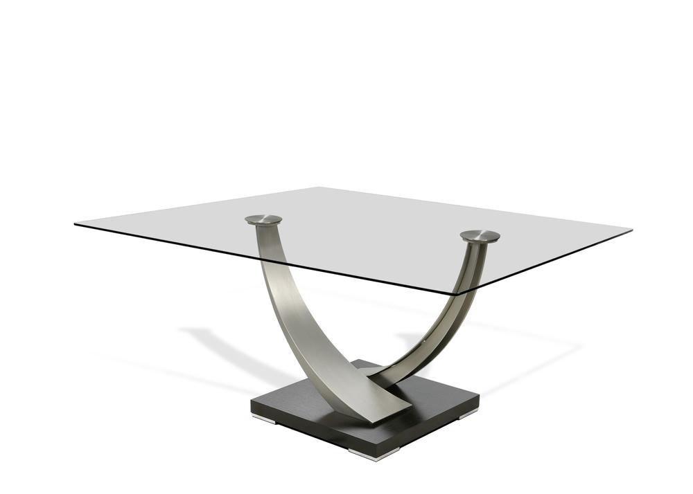 Elite Modern - Tangent Square Dining Table