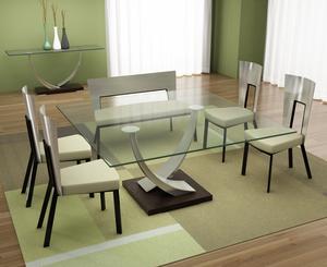 Thumbnail of Elite Modern - Tangent Square Dining Table