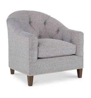 Thumbnail of EJ Victor - Barbara Tufted Chair
