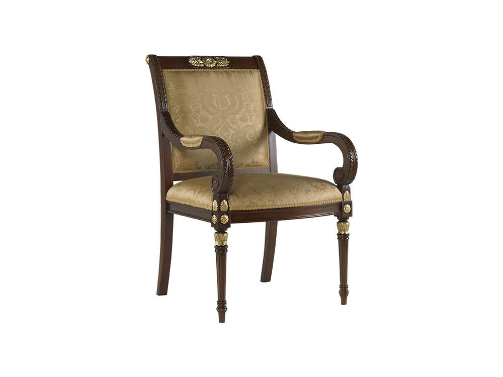 E.J. VICTOR, INC. - Nicolette Dining Arm Chair