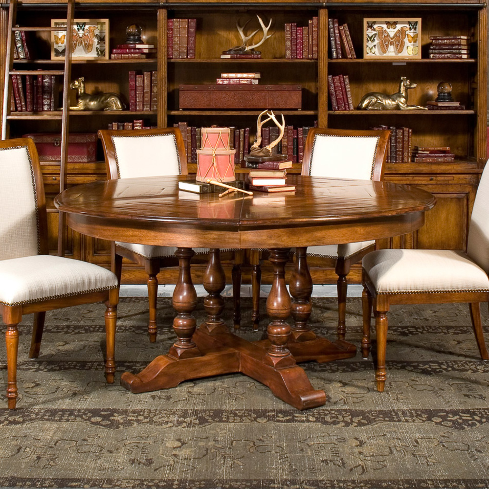 Encore - Walnut Jupe Dining Table, Large
