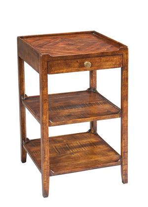 Thumbnail of Encore - Triple Shelf Occasional Table