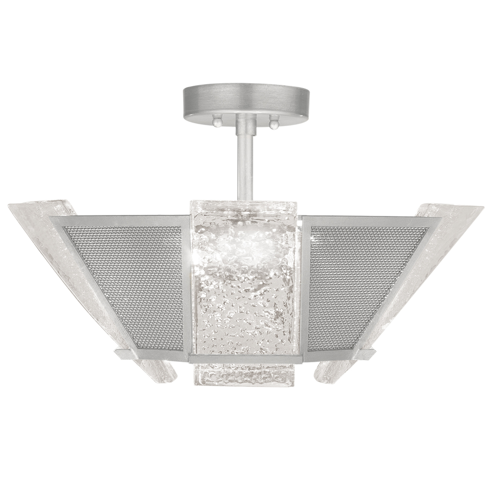 Fine Art Handcrafted Lighting - Semi-Flush Mount