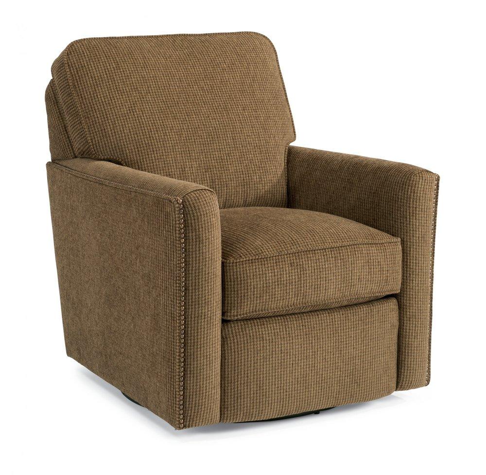 Flexsteel - Swivel Chair