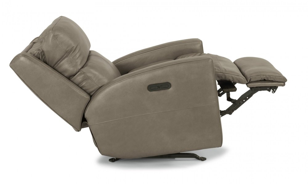 Flexsteel - Power Recliner with Power Headrest