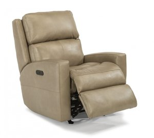 Thumbnail of Flexsteel - Power Rocking Recliner with Power Headrest