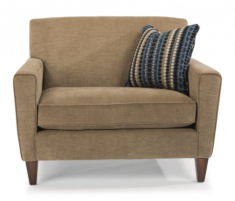 Flexsteel - Chair & 1/2