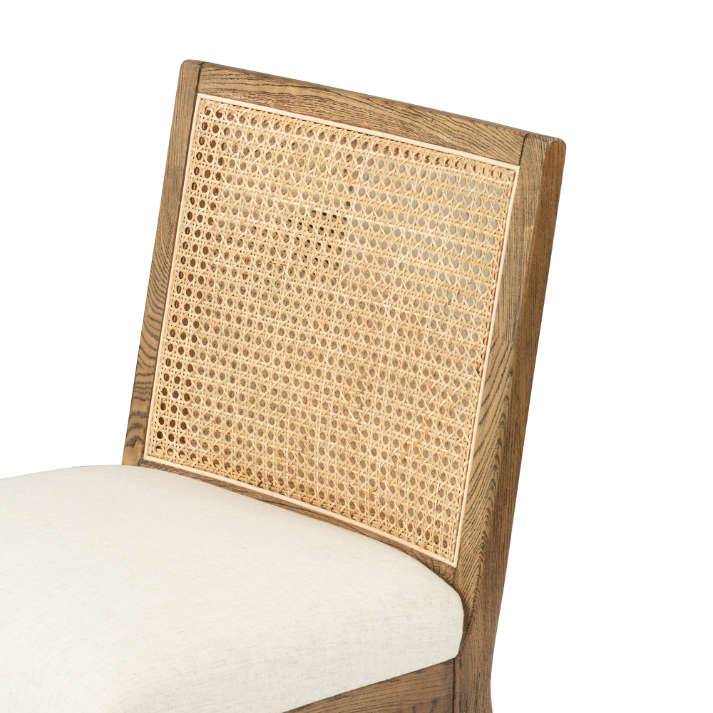 Four Hands - Antonia Cane Armless Dining Chair