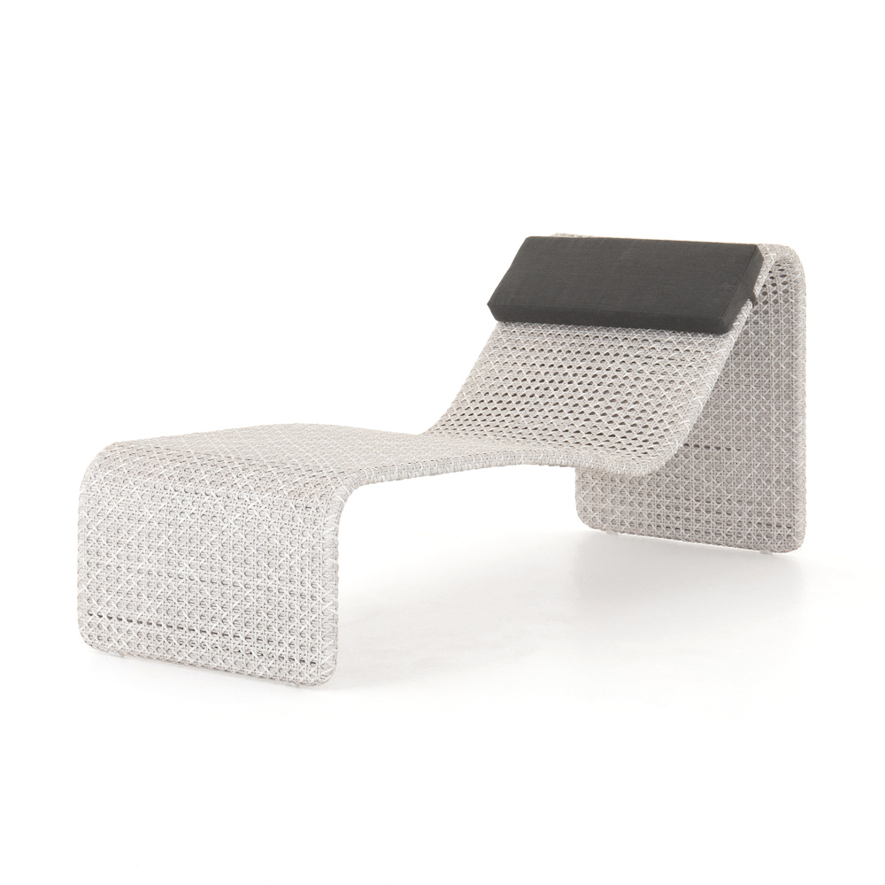 Four Hands - Paige Outdoor Woven Chaise