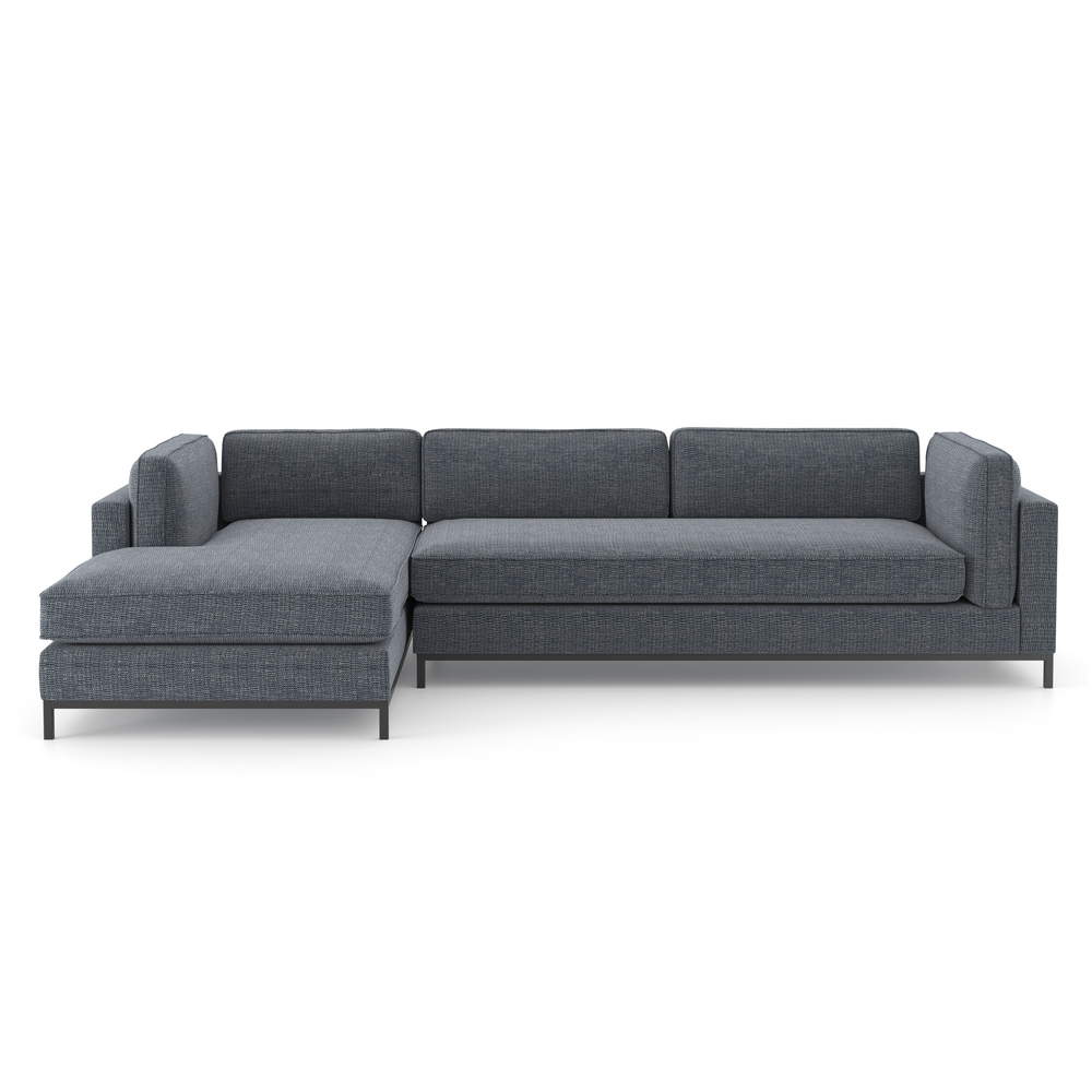 Four Hands - Grammercy 2 Piece Left Arm Facing Sectional