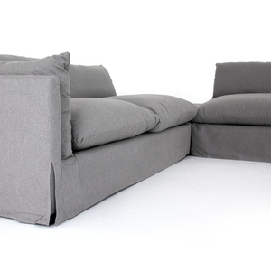 Thumbnail of Four Hands - Habitat Two piece Sectional with Corner Table