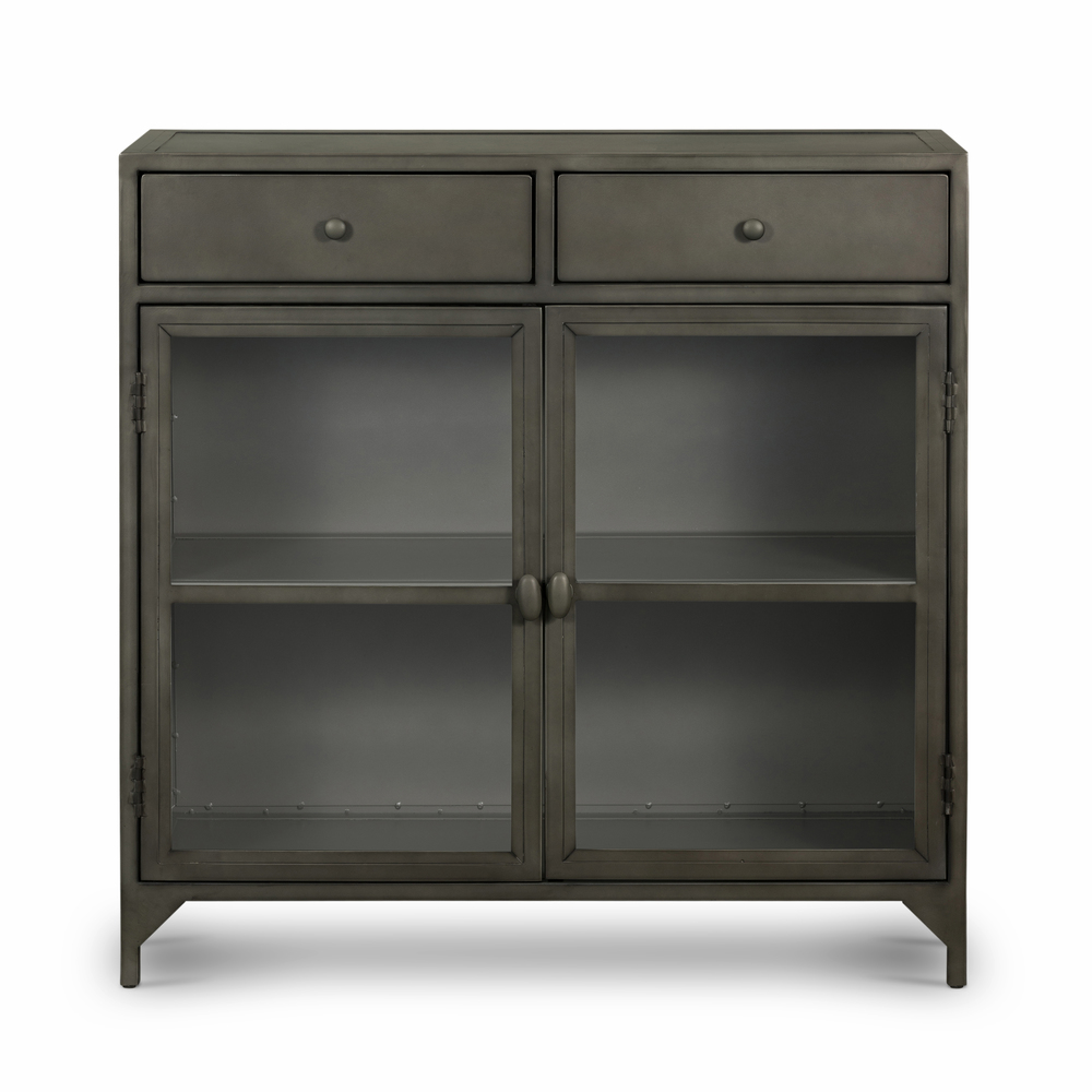 Four Hands - Shadow Box Small Cabinet