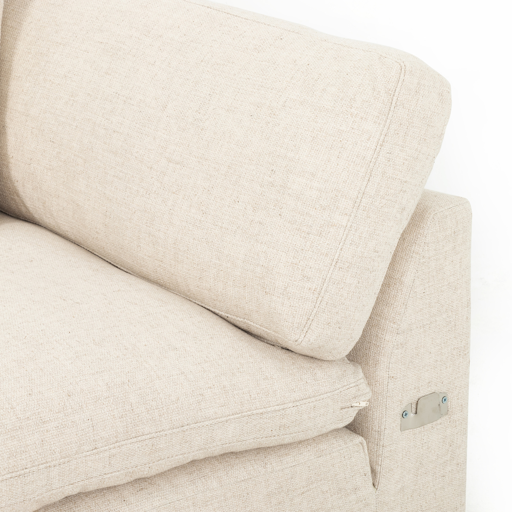 Four Hands - Plume Two Piece Sectional Left Arm Facing Chaise