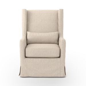 Thumbnail of Four Hands - Swivel Wing Chair