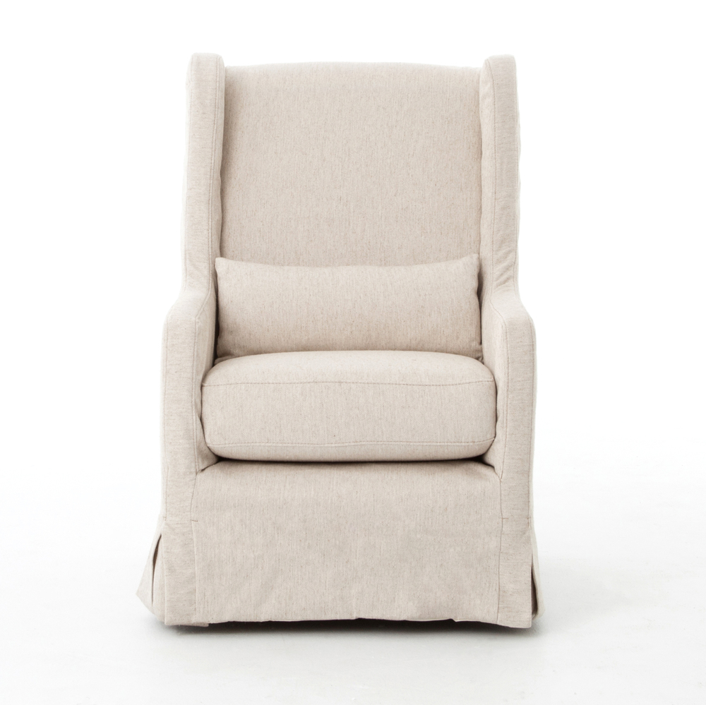 Four Hands - Swivel Wing Chair
