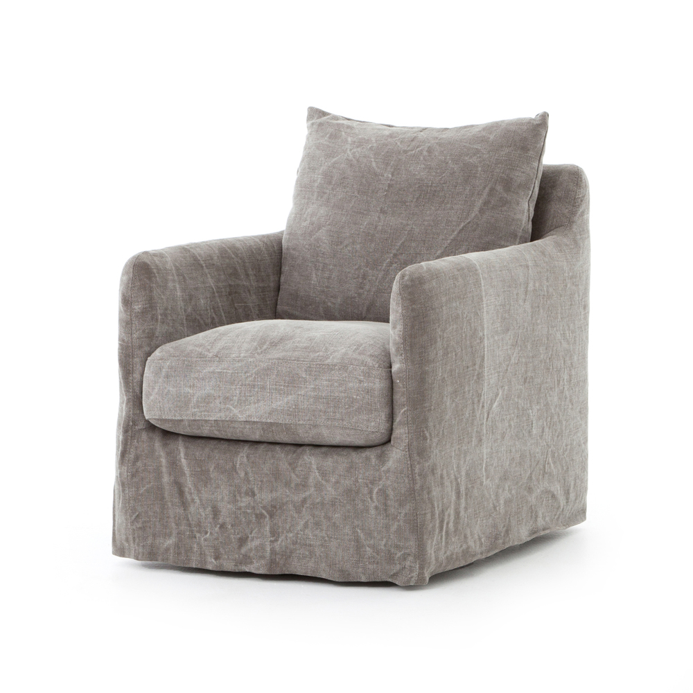 Four Hands - Banks Swivel Chair