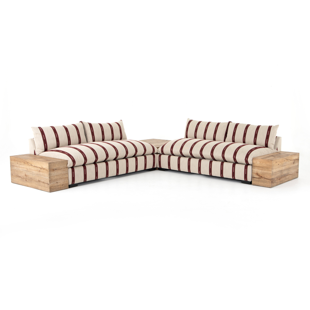 Four Hands - Grant Large Sectional and Tables
