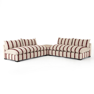 Thumbnail of Four Hands - Grant Two Piece Sectional with Corner Table