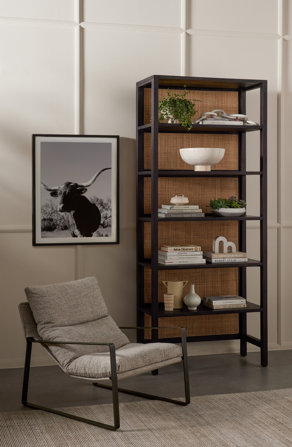 Four Hands - Caprice Large Bookshelf