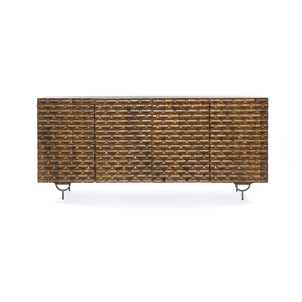 Four Hands - Rio Round Cut Sideboard