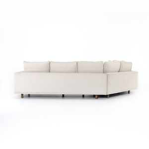 Thumbnail of Four Hands - Dom Three Piece Sectional with Small Wedge