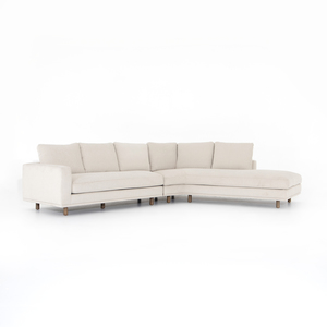 Thumbnail of Four Hands - Dom Two Piece Sectional with Right Arm Facing Angled Chaise