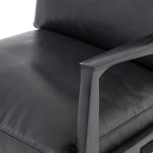 Thumbnail of Four Hands - Silas Chair with Ottoman