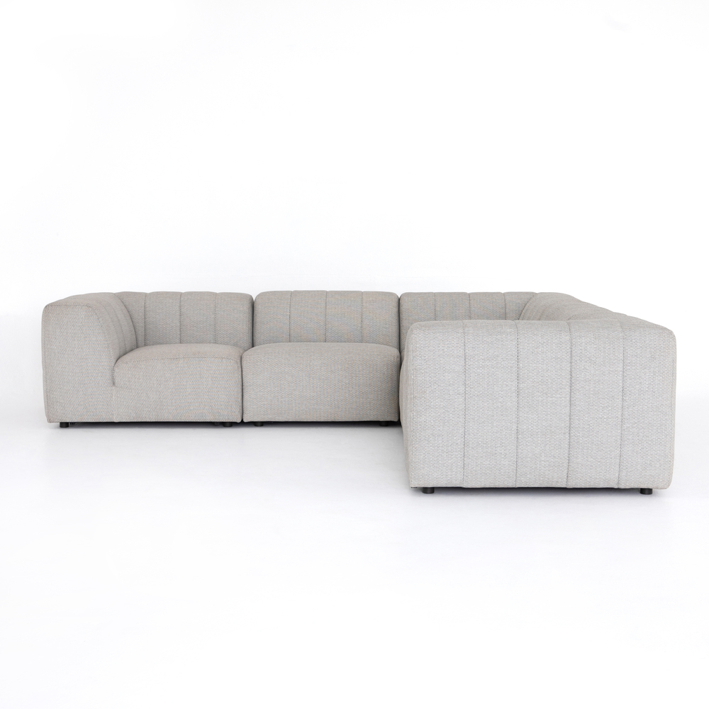 Four Hands - Gwen Outdoor Five Piece Sectional