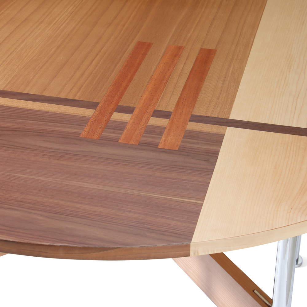 Four Hands - Davenport Round Dining Table