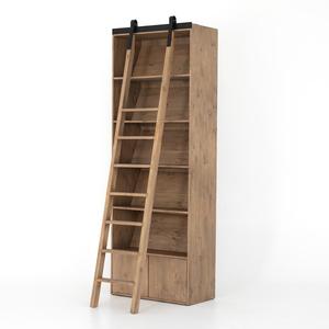 Thumbnail of Four Hands - Bane Bookshelf and Ladder