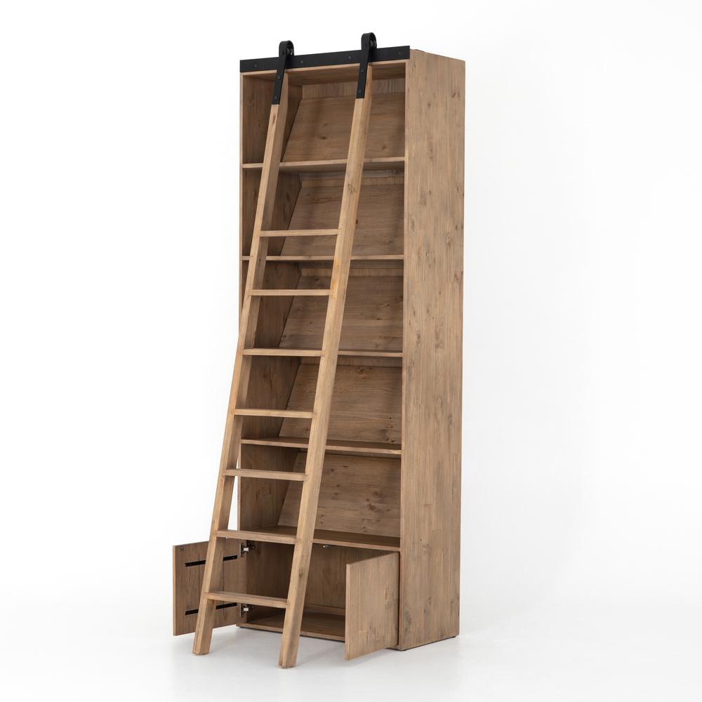 Four Hands - Bane Bookshelf and Ladder